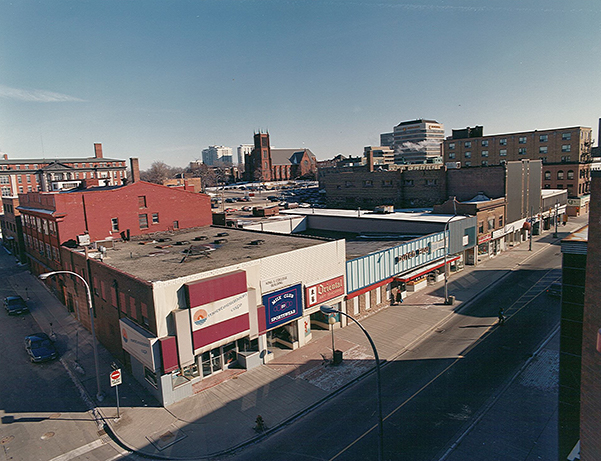Old Polocorp Office Becomes Kitchener City Hall