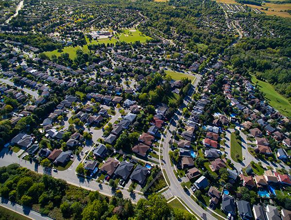 Huron Street Subdivision