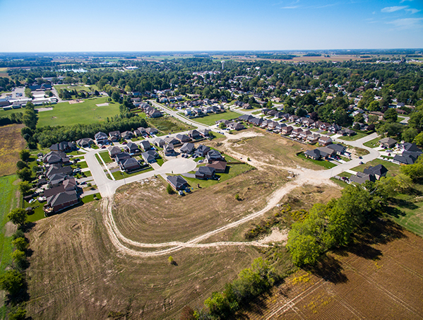 Norwich Pines Subdivision